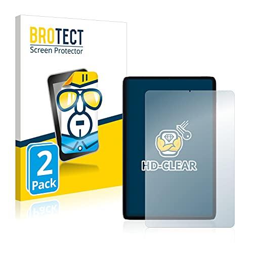 BROTECT Schutzfolie kompatibel mit Xiaomi Mi Pad 5 (2 Stück) klare Bildschirmschutz-Folie