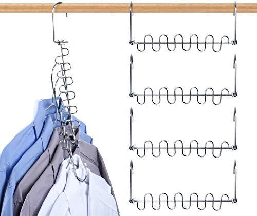 organizer armadio interno Canby - Grucce in metallo
