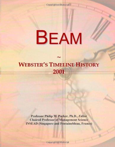 Beam: Webster's Timeline History, 2001