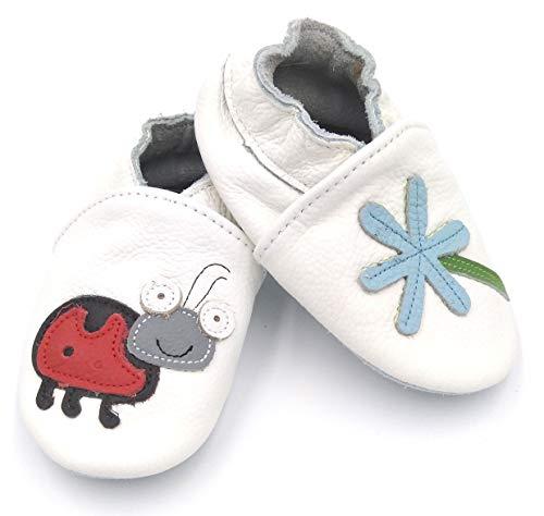 Pantalones Trajes Set Puseky 2 Unids//Set Baby Girl Kids Toddler Ladybird Estampado de Manga Larga Bowknot Tops