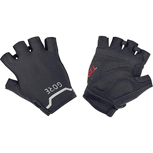 GORE WEAR Unisex's C5 Short Gloves, Black, XS