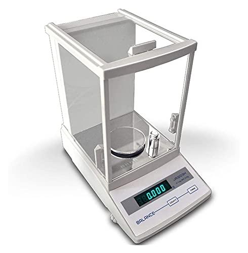 M3 Decorium Escala electrónica 0.001 Análisis preciso Balance de Equilibrio analítico Digital for joyería Escala de Laboratorio de Cocina (Color : 310gx0.001g)
