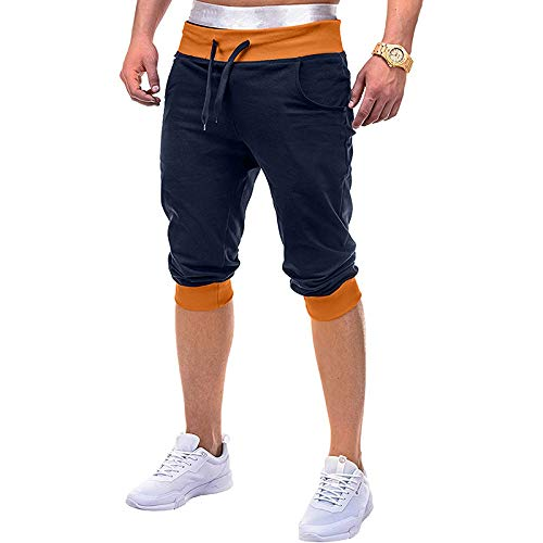 Mens Shorts with Pockets for Running & Gym