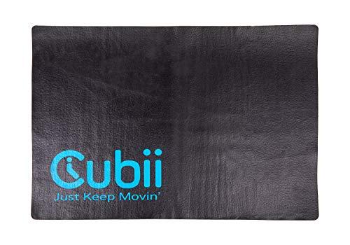 Cubii Workout Mat, Non-Slip Surface, Hardwood Floor and Carpet Protector