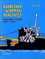 Embleme, Wappen, Malings deutscher U- Boote 1939 - 1945