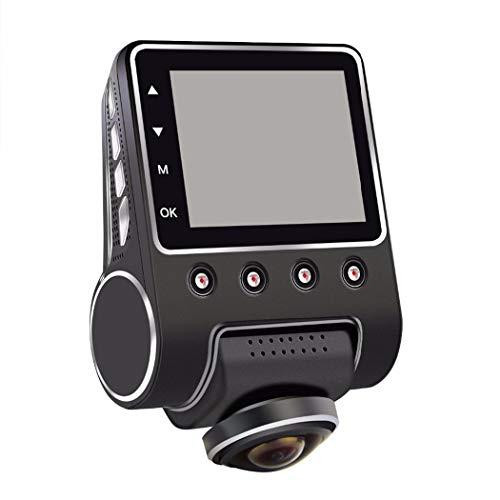 Car Mini Hidden 360 Gradi Panoramica DVR con Wifi Infrared Night Vision Wide Angle WDR Video Dual Channel Front and Rear Car Recording Dash Camera