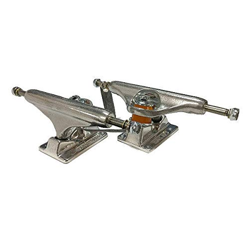Independent Stage 11 Forged Titanium Skateboard Truck - Silver - 129mm