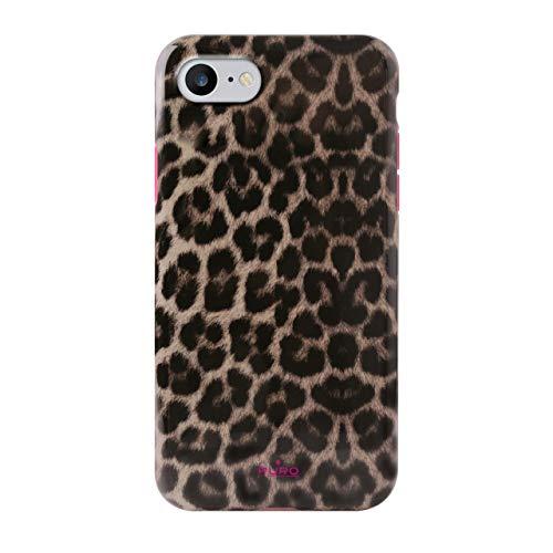 Cover Pink Leopard per iPhone 6/6s/7/8