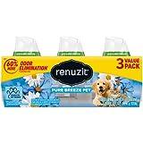 Renuzit Gel Air Freshener, Pure Breeze, 7 Ounce (3 Count)