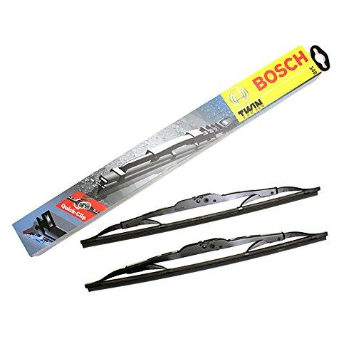 Bosch Tergicristalli Aerotwin A216S, Lunghezza: 650mm/600mm, 1 Set per Parabrezza (Anteriore)