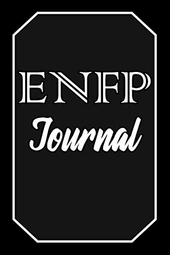 ENFP Journal: Personalized Mbti Personality Type Book (Empty Lined Notebook Gift)