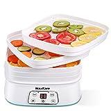 Maxkare Food Dehydrator Machine Digital Multi-Tier Food Preservation...