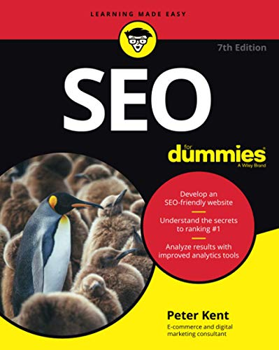 SEO For Dummies, 7th Edition