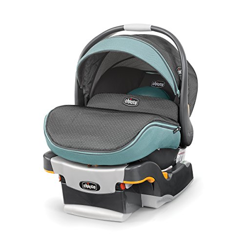 Chicco Key Fit 30 Zip Infant Car Seat, Serene