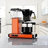 FHW Machine à Café Goutte à Goutte AméRicaine, CafetièRe en Acier...