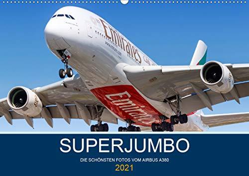 SUPERJUMBOS (Wandkalender 2021 DIN A2 quer)
