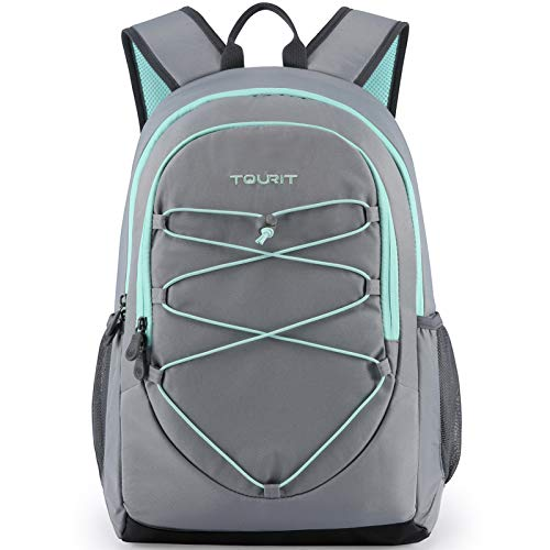 TOURIT Insulated Backpack Cooler Leakproof Lightweight Cooler Backpack for Lunches Picnics Hiking Beach Park or Day Trips 28 Cans
