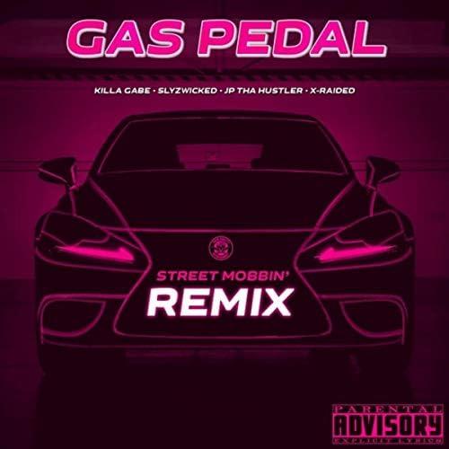 Killa Gabe, Jp Tha Hustler & Slyzwicked feat. X-Raided