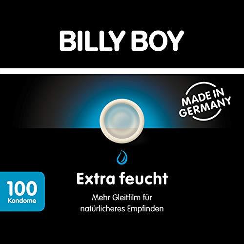 Billy Boy Condones Extra Lubricado–100