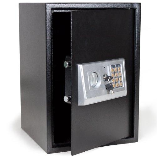 Fp-Tech FP-HSB105 Cassaforte a Muro, Grigio, 41x55x40