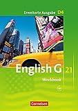 English G 21 - Erweiterte Ausgabe D / Band 4: 8. Schuljahr - Workbook mit Audios online (Englisch) Taschenbuch ? 1 Auflage, 14. 2019 - Prof. Hellmut Schwarz