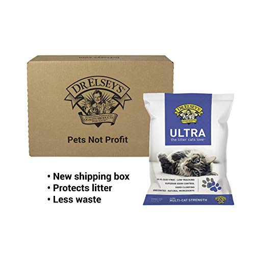 Product Image 2: Dr. Elsey's Ultra Premium Clumping Cat Litter, 40 pound bag ( Pack May Vary )
