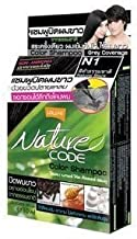Lolane Nature Code Color Shampoo N1 Natural Black Fast & Esay 10 Ml.