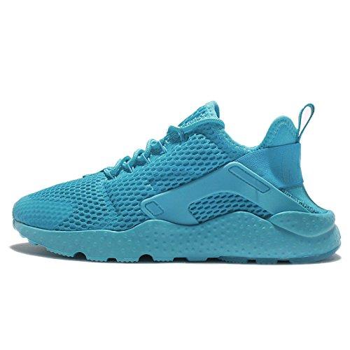 Nike Damen Air Huarache Run Ultra BR Fitnessschuhe, hellblau, 37.5 EU