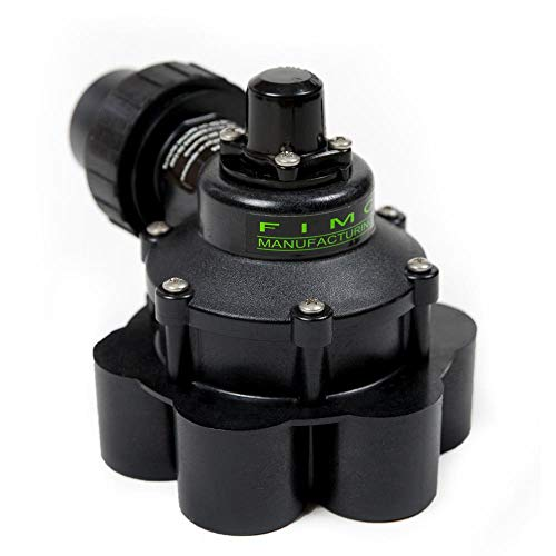 Master PBV-38HB12-CSK Polypropylene Valve with 1//2 Male NPT x 3//8 Hose Barb for up to 150 PSI Max
