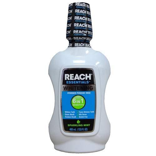 Reach New 811918 Mouthwash 13.5Oz Whitening Mint (12-Pack) Oral Care Cheap Wholesale Discount Bulk Health & Beauty Oral Care Lingerie