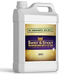 CARBOHYDRATE/SACCHARIDE ENERGY SOURCE: Our Sweet & Sticky formula contains a rich source of carbohydrates, energy, and microbe food that is suitable for organic soil and all indoor or outdoor plants and is effective in all mediums. SUPPORTS THRIVING ...