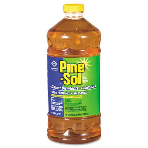 Free shipping New Pine-Sol Tulsa Mall CLO41773CT Multi-Surface Cleaner Car 6 CloroxPro -