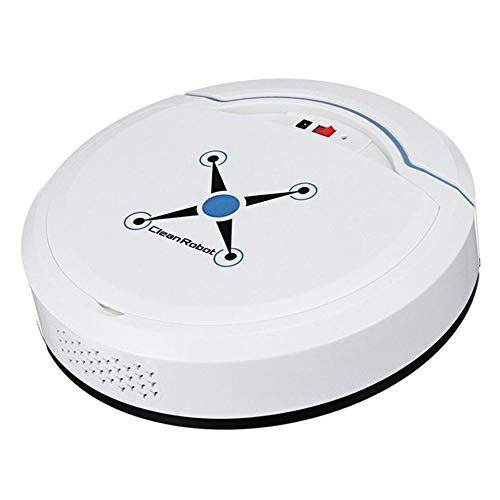 Best Price ZUKN Multifunctional Robot Vacuum Cleaner Rechargeable Small Household Smart Ultra-Thin A...