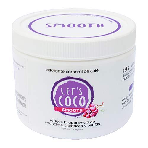 Exfoliantes Corporales marca LET´S COCO
