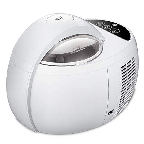 Thermoelektrische Selbstkühlend Eismaschine - kein Vorgefrieren - 1000ml Speiseeisbereiter - Hausgemachtes Gelato, Sorbet, Slush, Speiseeis und Frozen Joghurt