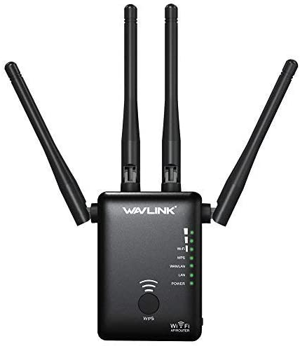 WAVLINK 1200Mbps Dual Max 70% OFF Band WiFi AC1200 Range 5Ghz Very popular Extender 2.4G