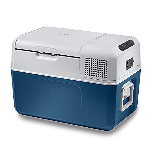 Mobicool MCF32, elektrische Kompressor-Kühlbox, 31 l, 12/24/230 V, Mini-Kühlschrank für Auto, Lkw, Boot + Steckdose, A+