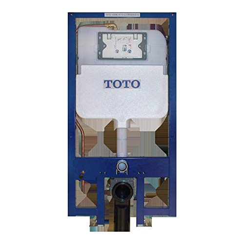 Toto WT172M DuoFit In-Wall Tank Unit for Wall-Hung Toilets with Copper Supply Li, N/A