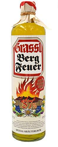 Grassl Berg-Feuer 0,7l mit 57% vol. Bayerische Spezialität