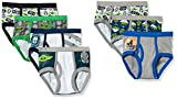 Star Wars Boys Underwear Multipacks, Baby Yoda 7pk Briefs, 2T/3T