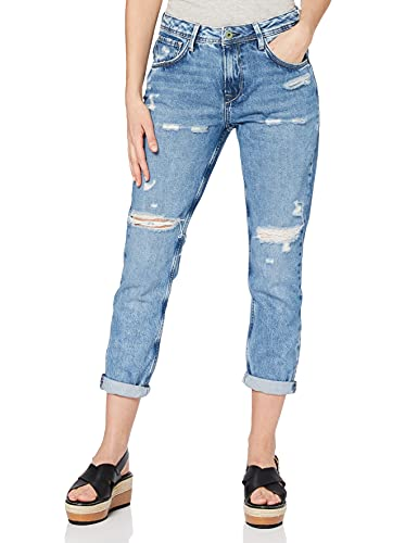 Pepe Jeans Violet Jeans, Azul (Denim 000), 27W para Mujer