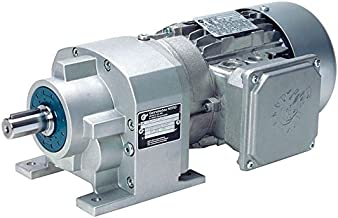 Nord Drivesystems SK 172.1-71L/4-15.76 Gearmotor, M1 Horizontal Mounting Position, III AGMA Classification, 15.76 Ratio, 2.6 Service Factor, 289lb-in Torque, 0.5HP, 109RPM