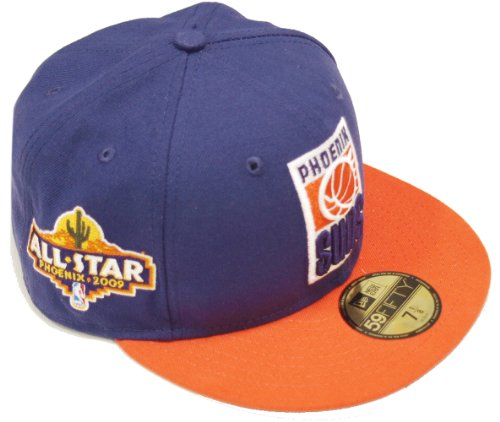 New Era All Star Capper Phoenix Suns 59fifty Fitted Basecap Men Limited Edition(Purple,6 7I8-54,9cm)