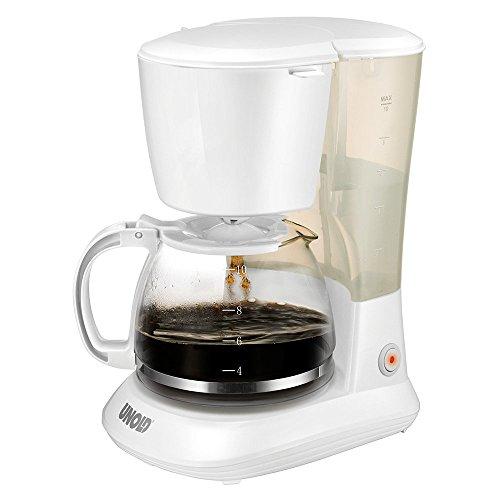 Unold 28020 Flavour Kaffeemaschine, weiß