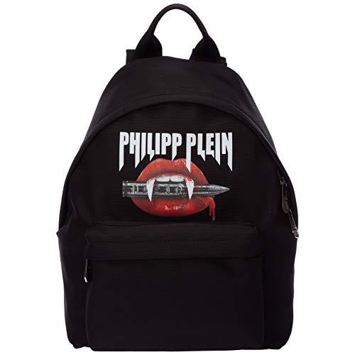 Philipp Plein herren Rucksack nero