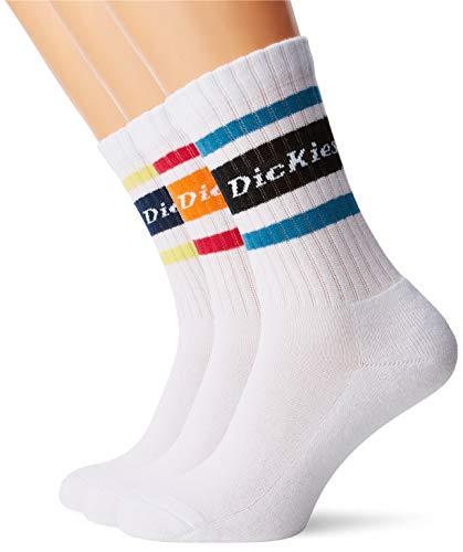 Dickies Herren Madison Heights Socken, Mehrfarbig (Assorted Colour As), 39/42 (Herstellergröße: 39)
