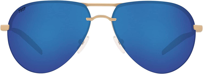 Costa Del Mar Men's Helo Aviator Sunglasses