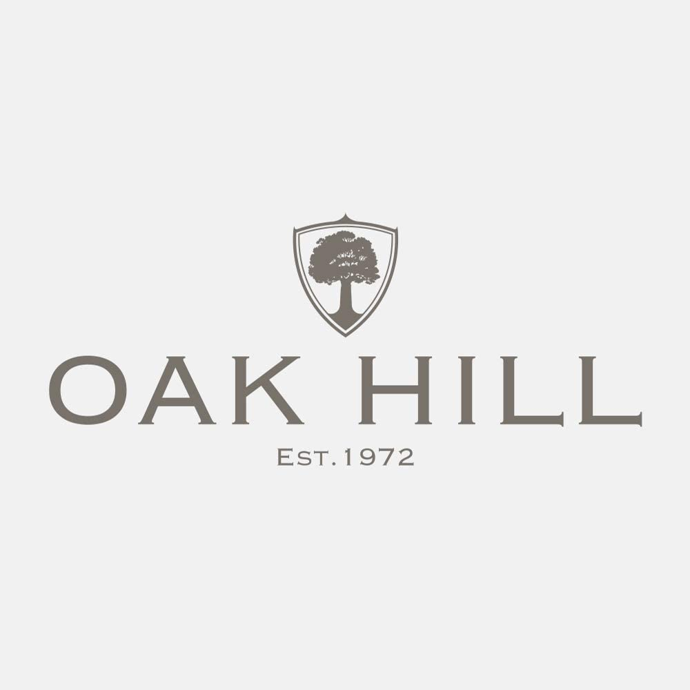 Oak Hill by DXL Big and Tall Heather Medium Plaid Sport Shirt, Hannah Blue