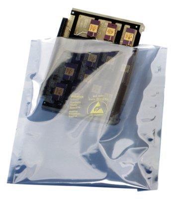 antistatisch ESD Abschirmung Metall Ziploc Taschen–45x 45cm (45,7x 45,7cm) D) Packung à 100 Beutel