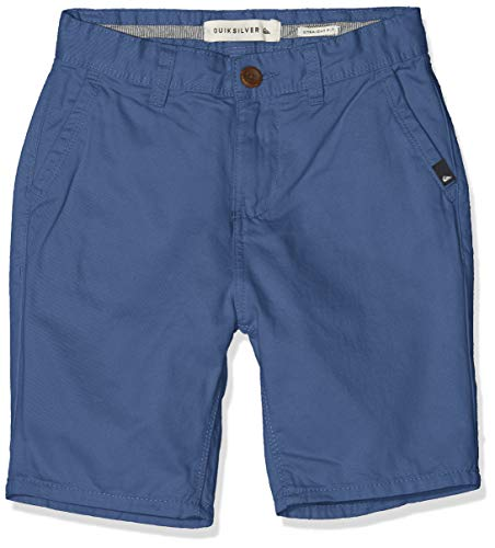Quiksilver Jungen Everyday Chino Light Walk Shorts, Bijou Blue, 26/12